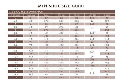 shoe size chart louboutin louboutin shoe sizing nz