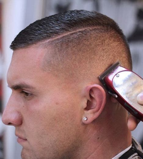 military haircut side part 25 best ideas about army haircut on pinterest army cut