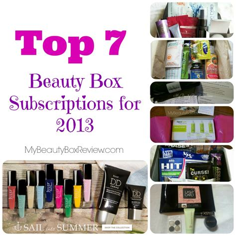 best makeup box best subscription boxes myideasbedroom