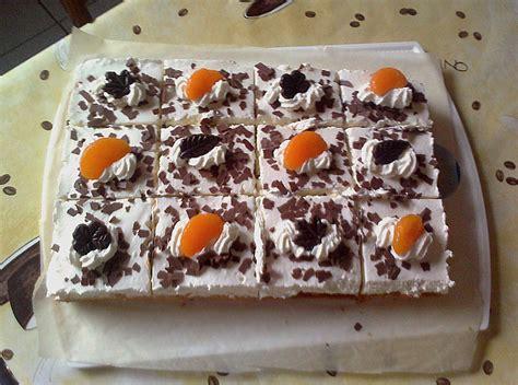 mandarinen sahne kuchen kuchen schmand sahne mandarinen beliebte rezepte f 252 r