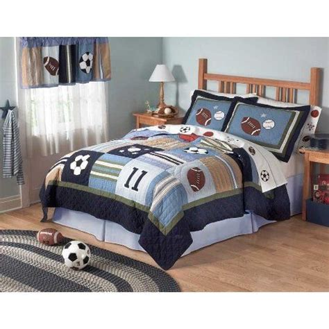 boy bedrooms bedroom comforter sets and sports themed