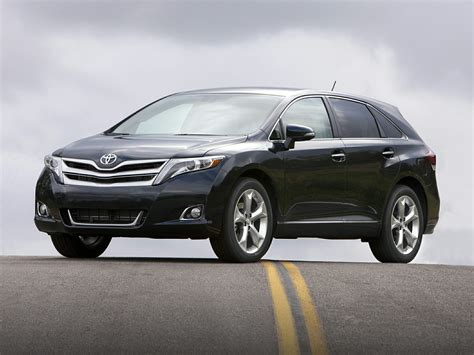 2015 Toyota Venza Price Photos Reviews Features