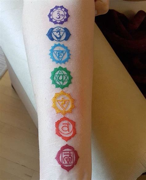 chakras tattoo best 25 chakra ideas on