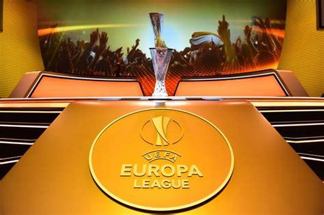 arsenal europa league draw europa league draw recap as arsenal and everton discover