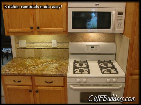 Under Cabinet Appliances Kitchen kitchen remodeling and custom cabinetry santa clarita ca