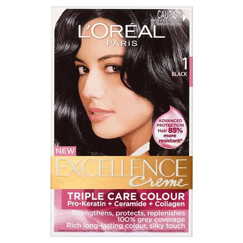 buy excellence cr 232 me 1 black 1 pack by l oreal