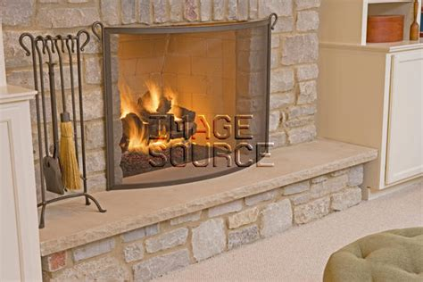Raised Hearth Fireplaces by Fireplaces Detail Raised Hearth Screen