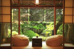 Interior Garden Door Zen Inspired Interior Design