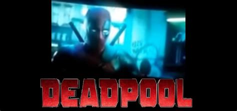 deadpool teaser trailer deadpool 2 vaza teaser trailer exibido durante logan