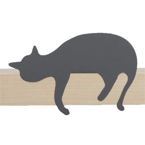 Cats Meow Oscar Decorative Cat Silhouette  Artori