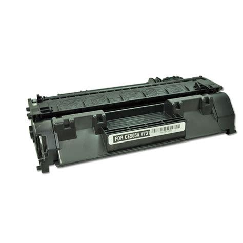 Toner Hp Laserjet 05 A remanufactured hp ce505a 05a black laser toner cartridge
