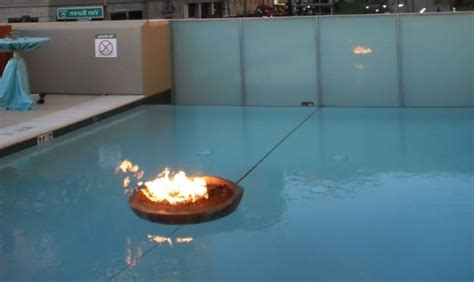 floating fire pit fire pit ideas
