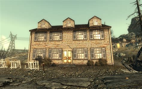fallout 3 house gibson house the fallout wiki fallout new vegas and more