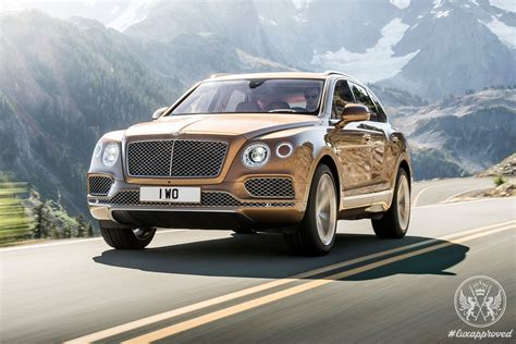 bentley new suv the new bentley bentayga suv unveiled