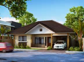 Bungalow House Designs by Bungalow House Plans With Garage