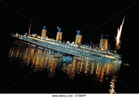 titanic boat sinking movie titanic ship titanic 1997 stock photos titanic ship