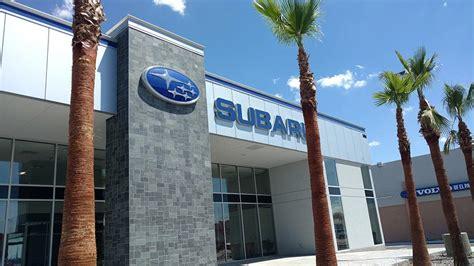 Garcia Subaru El Paso by Subaru