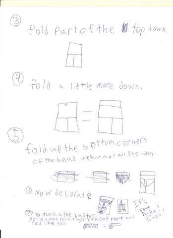 Boba Fett Origami - superfolders daniel and justin s origami boba fett jango