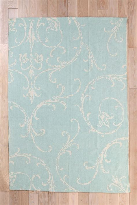 Plum And Bow Rug plum bow filigree scroll handmade rug outfitters baby rooms and front rooms