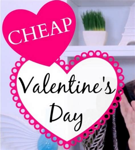 valentines day cheap 5 cheap ideas to celebrate valentines day with