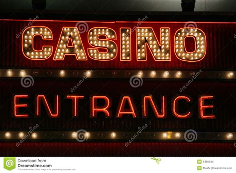 Lights Casino by Casino Sign Neon Lights Stock Images Image 1466644