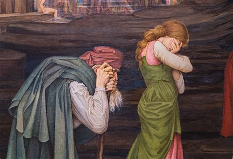 manchester gallery new year 2016 187 roddam spencer stanhope the waters of lethe by the