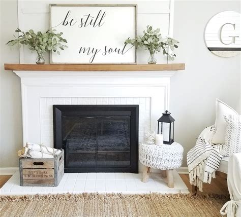 living room mantel decor best 25 white mantle ideas on white mantle
