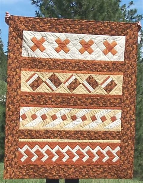 Seminole Patchwork Techniques - beautiful interpretation of simply seminole seminole