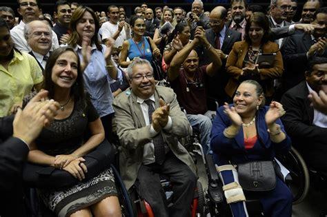 aprovada aposentadoria especial para pessoas com deficincia aprovada aposentadoria especial para pessoas com defici 234 ncia