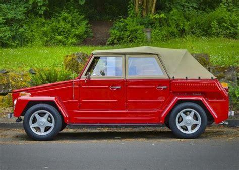 1974 volkswagen thing type 181 1974 volkswagen type 181 quot kurierwagen quot sports car shop