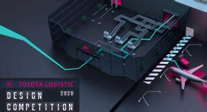 Toyota Design Competition 2020 by Concurso De Dise 241 O Toyota Logistic Design Competition 2020