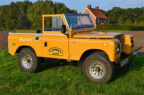 land rover camel 1981 land rover series iii 88 swb iconic camel trophy