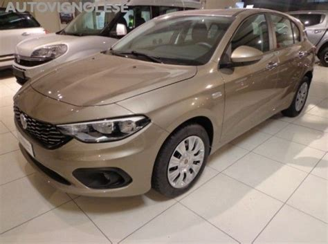 auto 4 porte sold fiat tipo 1 4 4 porte easy pa used cars for sale