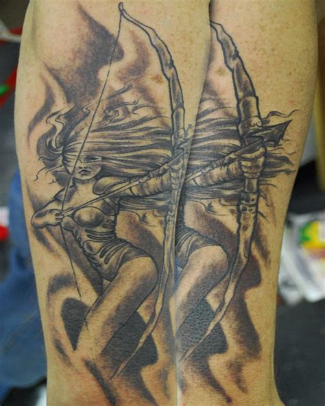 archer tattoo archer by joshing88 on deviantart