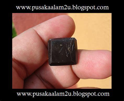 Cincin Batu Petir Hitam pusaka alam ghaib dan mistik batu petir hitam besi kuning