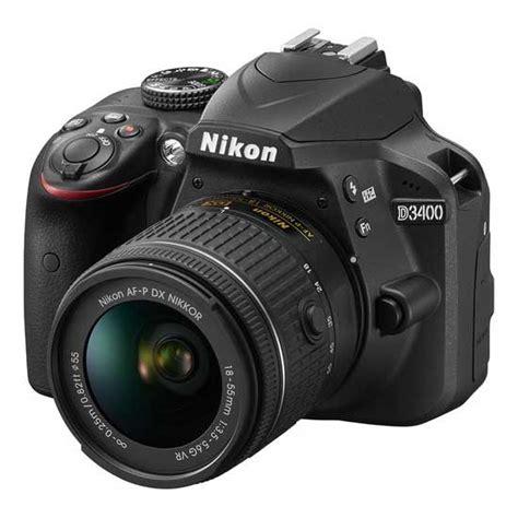 Harga Nikon D3400 by Jual Kamera Nikon D3400 Kit 18 55mm Harga Murah