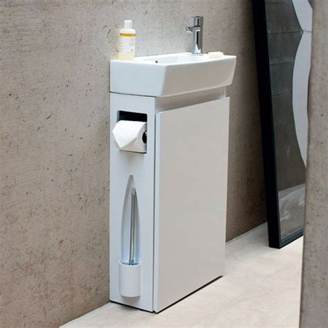 aqua cabinets all in one cloakroom unit with basin uk