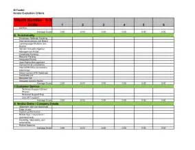 vendor tracking template applicant tracking system vendor criteria checklist