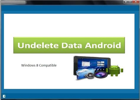 android undelete free undelete data android by undelete data android v 2 0 0 8 software 634349
