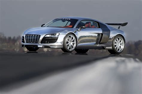 R8 Audi Horsepower by Mtm Audi R8 Tuned To 777 Horsepower Carguideblog