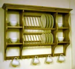 wooden kitchen plate rack cabinet plate racks pinedemonium