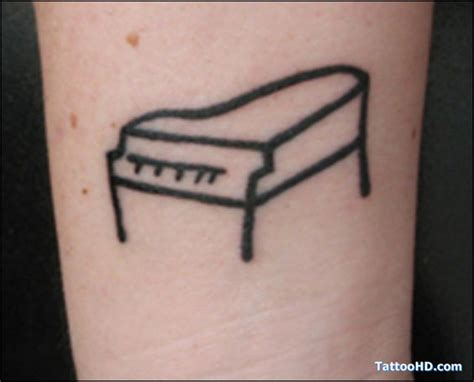 simple tattoo music simple piano piano tattoos and cleanses on pinterest