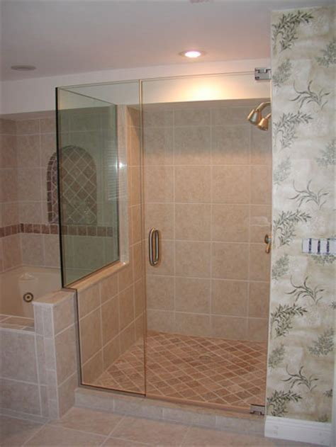 Place Doors doors with notched panels the shower door place