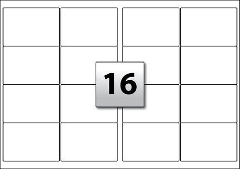 99 1 x 67 7 mm label template 16 rectangle labels per a3 sheet 99 1 mm x 67 7 mm flexi labels