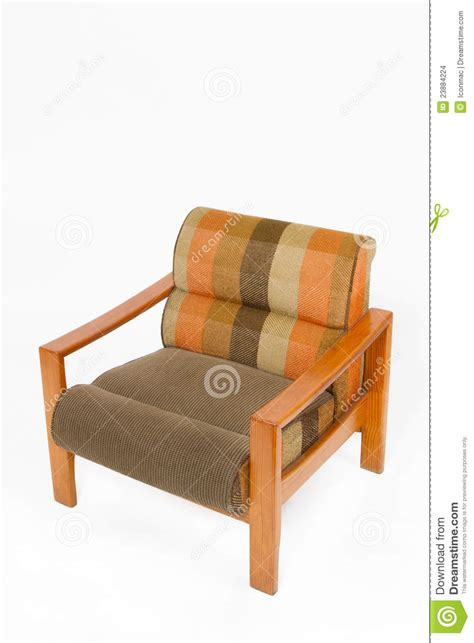 colorful armchair colorful upholstery wooden armchair stock images image 23884224