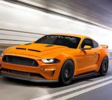 2018 cervini's mustang upper and lower grille kit | 2015