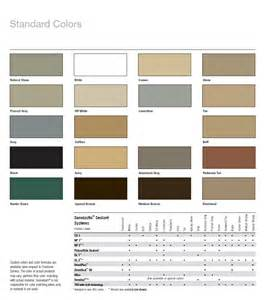 silicon color 6 best images of ge silicone color chart accucolor grout