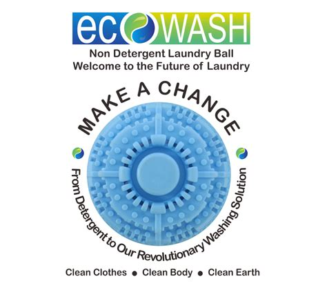 Ecoball Bola Pencuci Tanpa Detergentmurah agen resmi ecowash bola ajaib pencuci tanpa deterjen