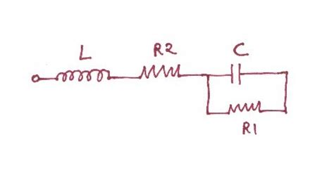 Conceptual Physics Equivalent Circuit Of A Capacitor