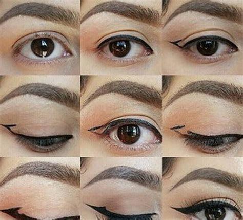 eyeliner tutorial for droopy eyes droopy eyes makeup www pixshark com images galleries